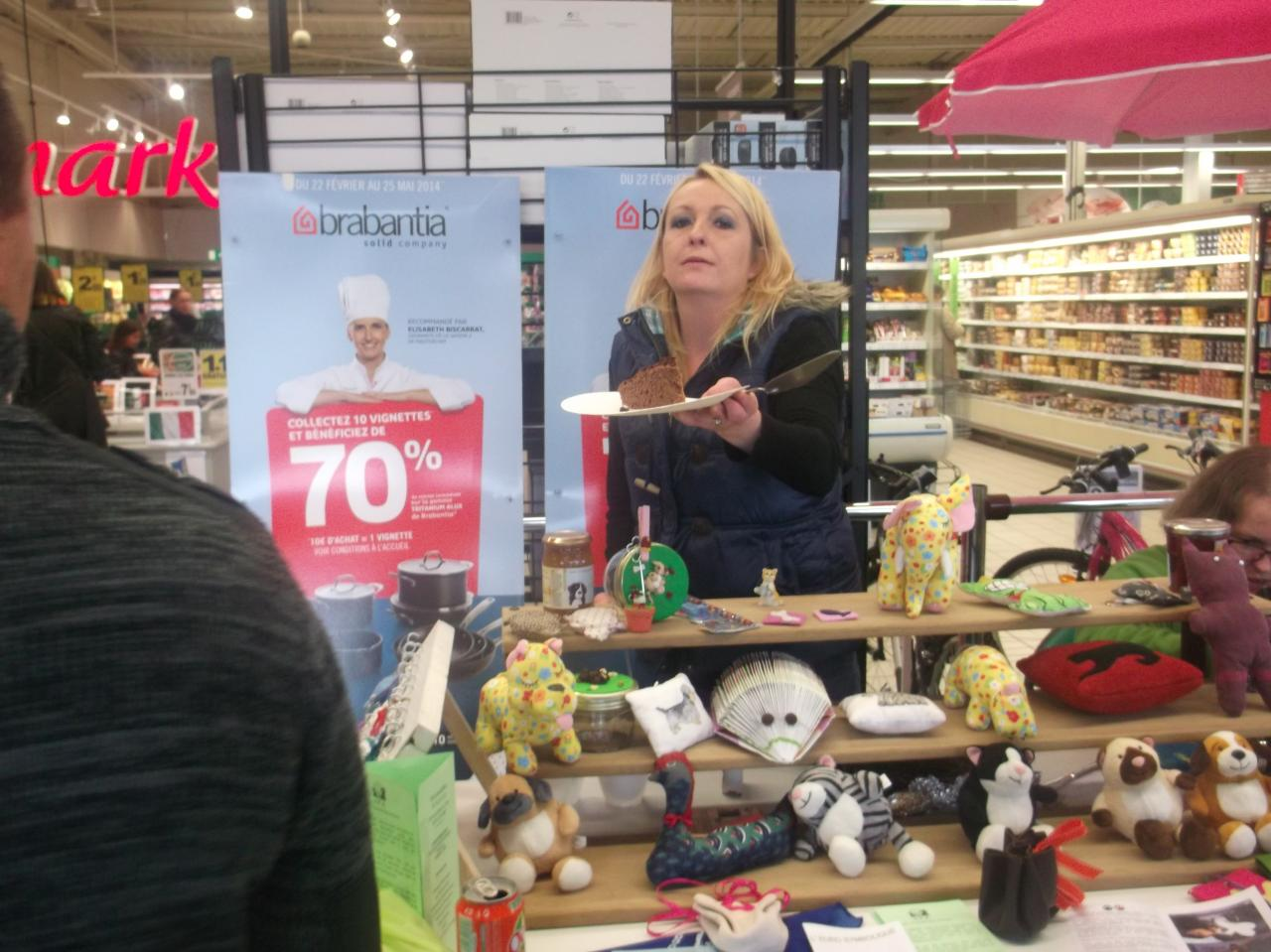 Collecte Carrefour Market Niort